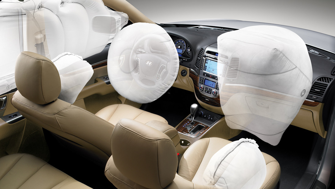 airbags sewing machine